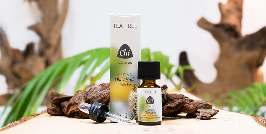 Tea Tree - Eerste Hulp