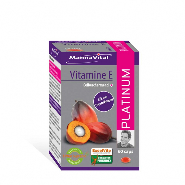 Mannavital Vitamine E